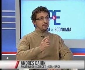 """CFK se posiciona como la gran líder popular"" Andrés Daín"