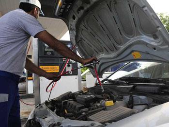 Comienza la restricción del gas a algunas estaciones de GNC